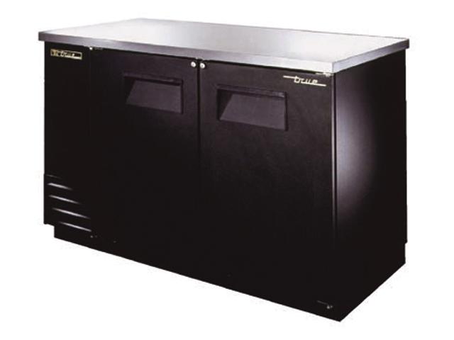 Meuble De Bar Refrigere Noir 2 Portes Pdg Supplies